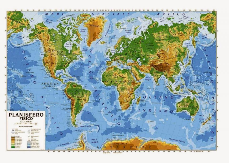 Bergamo Sulla Cartina Geografica.Guardiamo Bergamo Su Di Una Cartina Fisica Orobiando